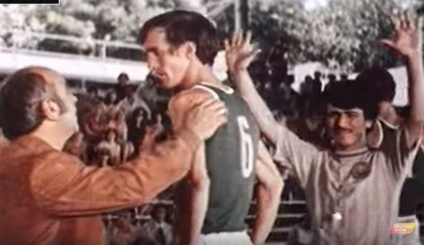 1975 г. Кадр из фильма Центровой из поднебесья.JPG