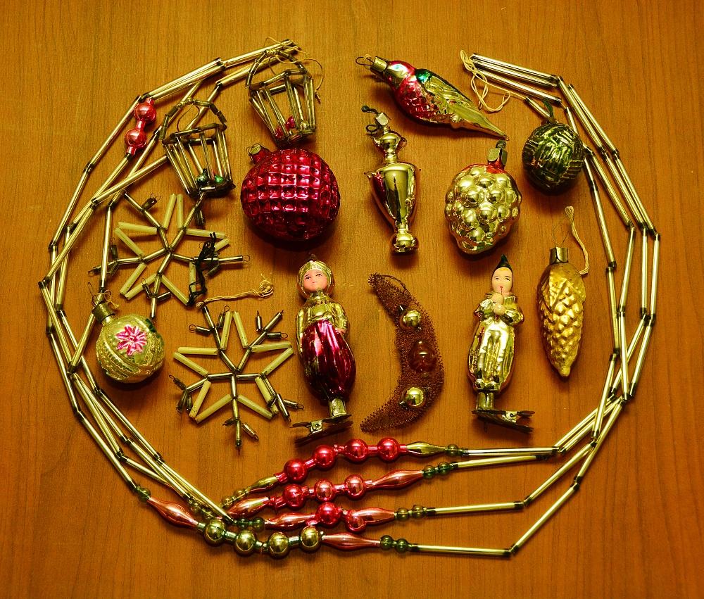 Джамиль ХАЙРУТДИНОВ : антикварные сюрпризы из новогодней коробки