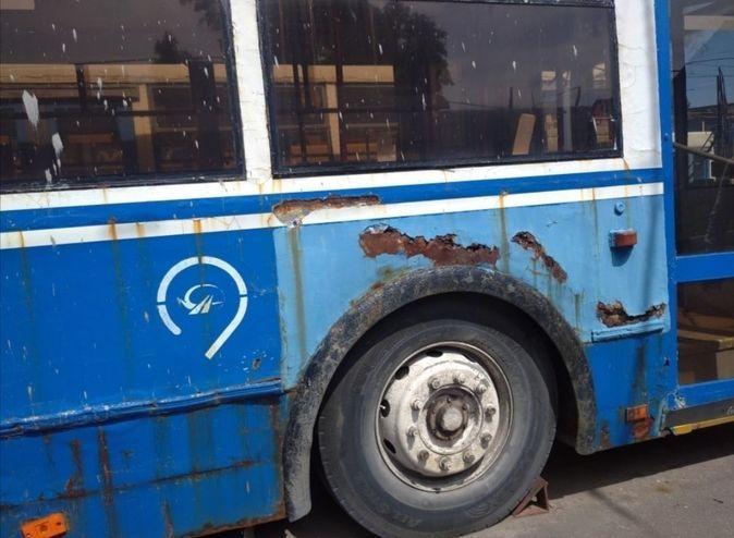 Жителей Костромы шокировали новые троллейбусы