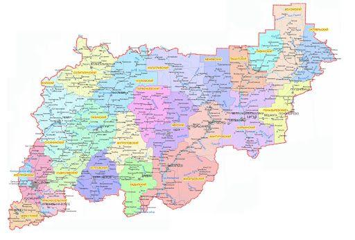 Названы самые криминальные районы Костромской области