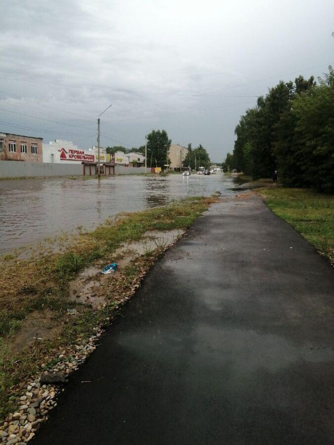 Важный район Костромы от потопов спасет Алка