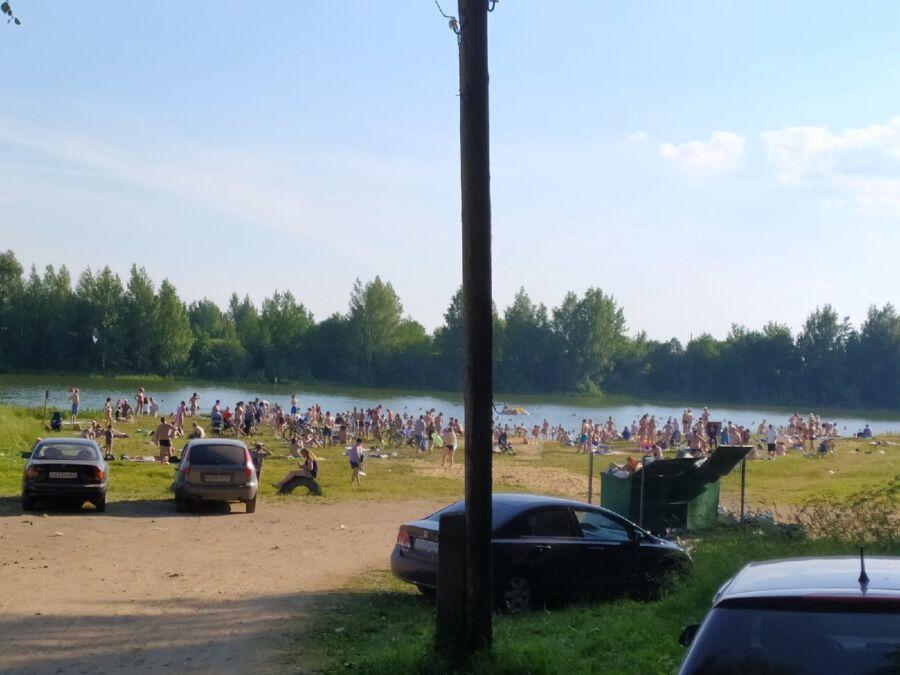 6-летняя малышка исчезла на пляже в Костроме