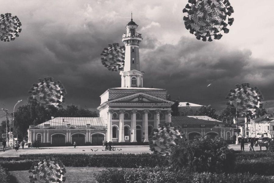 Еще два человека с коронавирусом умерли в Костромской области