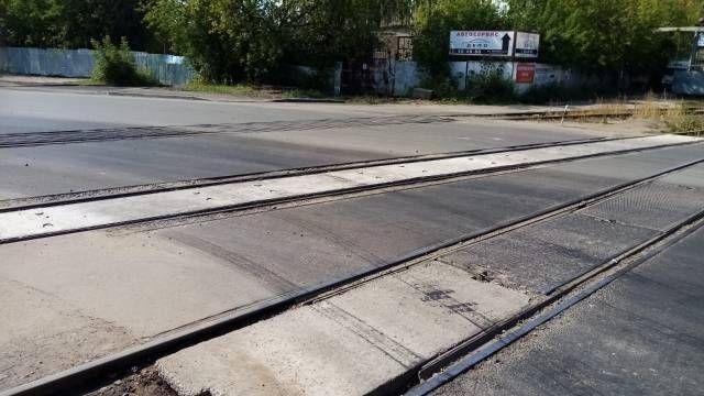 Ж/д пути в Костроме изменили внешность