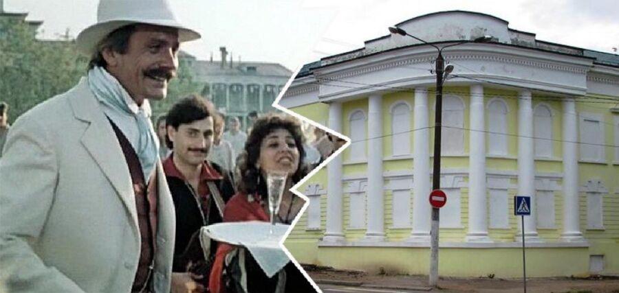 Знаменитый отель на набережной продают в Костроме