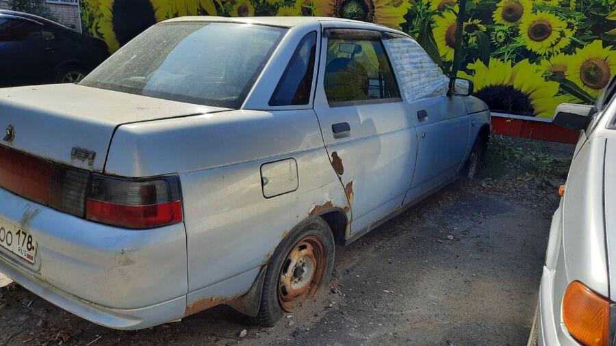 Костромичам приходят штрафы за машины во дворах
