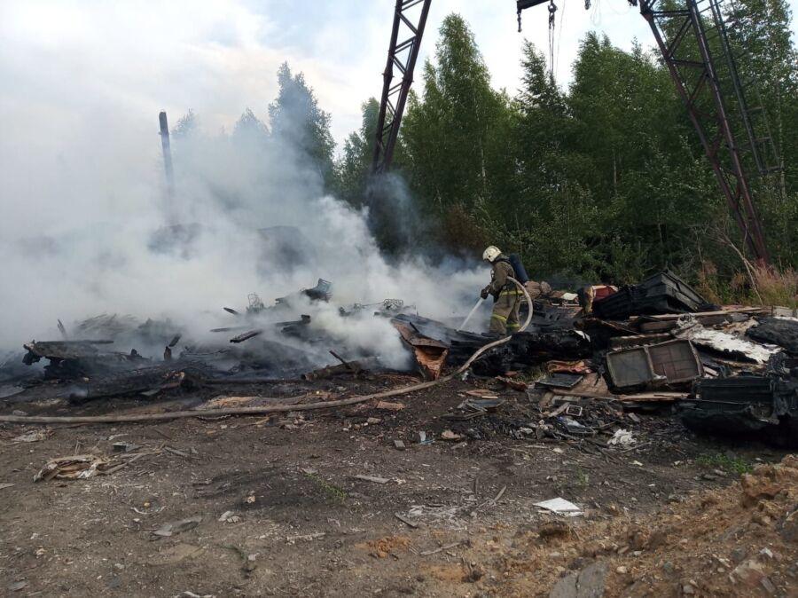 Костромичи разучились выбрасывать мусор и теперь проходят испытание огнем
