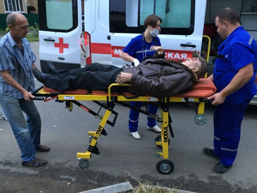 Костромич спас жизнь незнакомцу в три часа утра