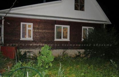 Костромич убил друга из-за лишних слов