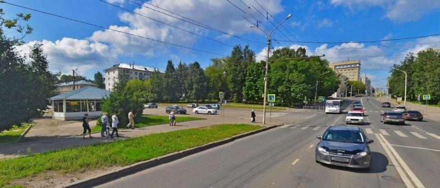 На главной улице Костромы меняют схему движения
