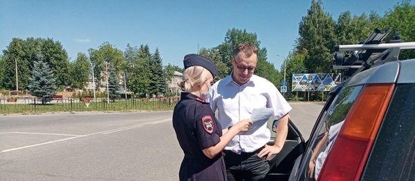 Полицейские в Костроме два дня будут останавливать всех