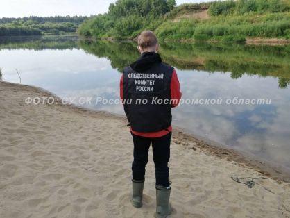 Тело мужчины нашли в реке Костроме