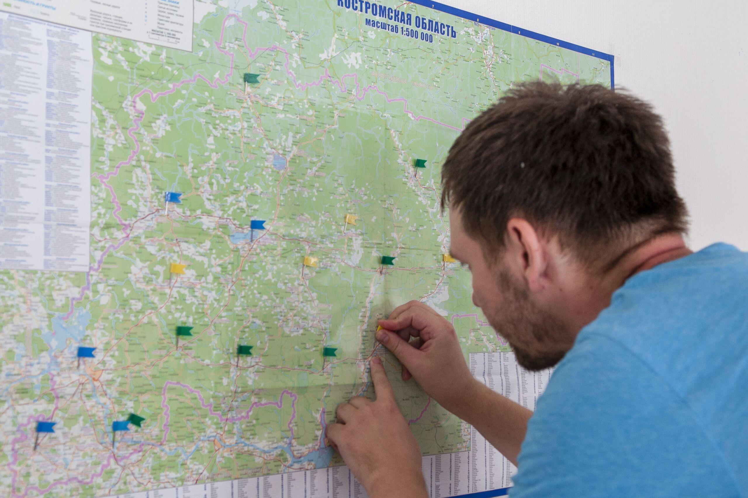 Независимый кандидат в депутаты Михаил Долматов решил побить все рекорды