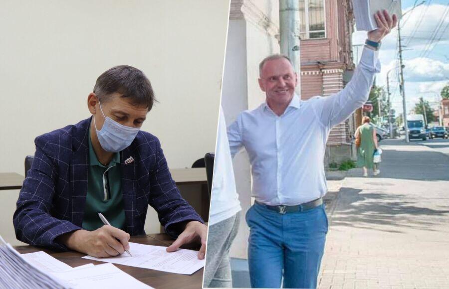 Двух кандидатов  в депутаты Госдумы от Костромы могут снять с выборов