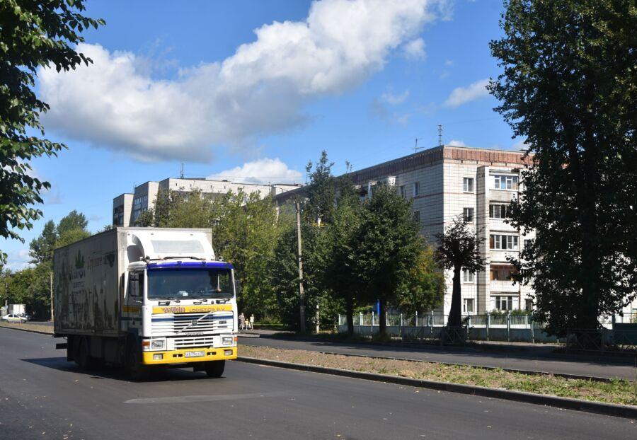 Улицы в Костроме сделают не только ровными, но и сухими