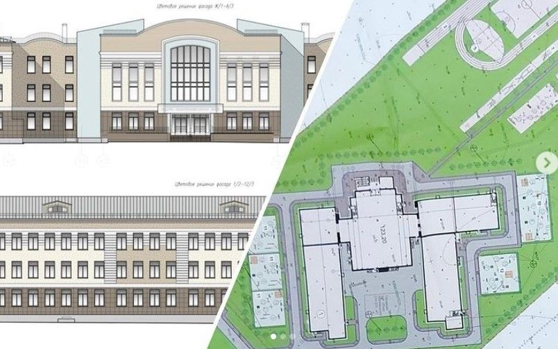 Школу за миллиард рублей построят рядом с Костромой