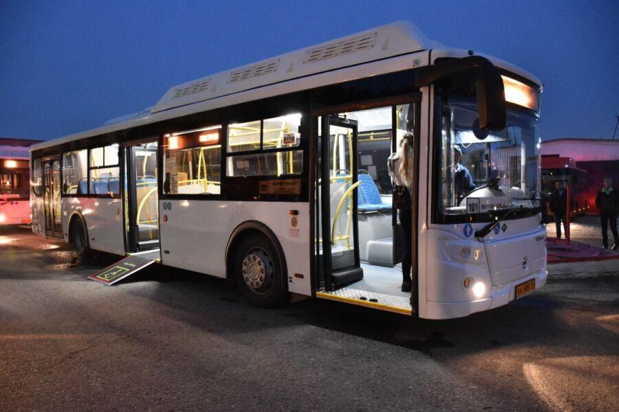 И снова 3 сентября: ровно год спустя Кострома все-таки закупила новые автобусы