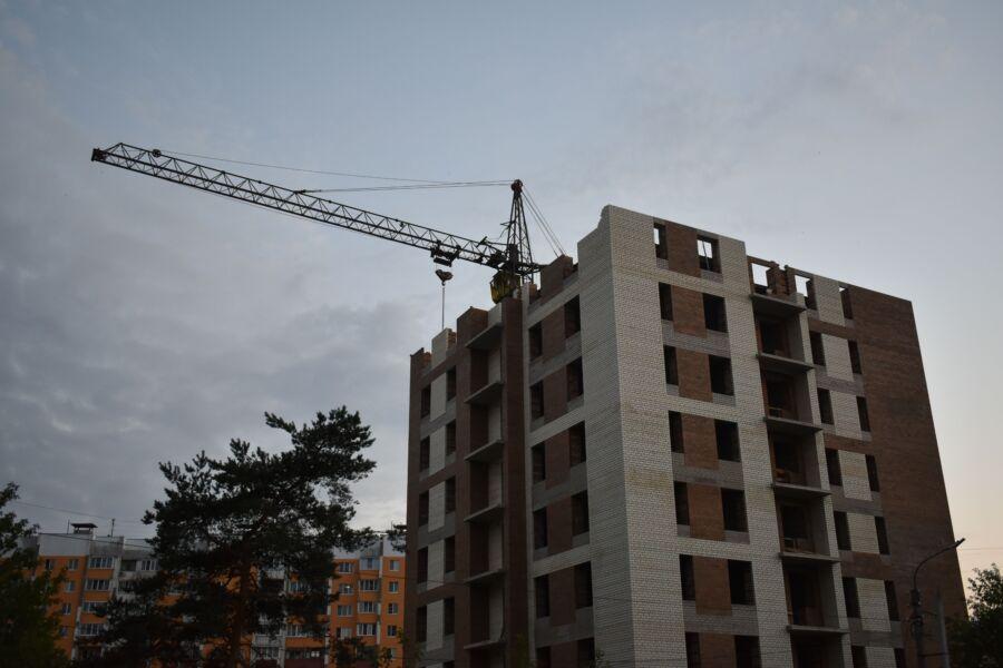 Миллиард рублей дадут Костромской области в кредит на жилье на окраинах