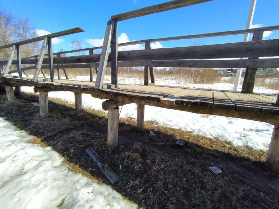 Мосты в Костромской области станут один краше другого