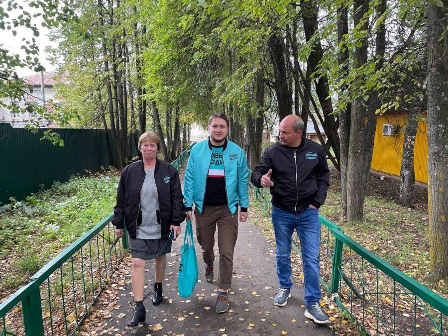 Партия «Новые люди» в Костромской области провела уникальную избирательную кампанию