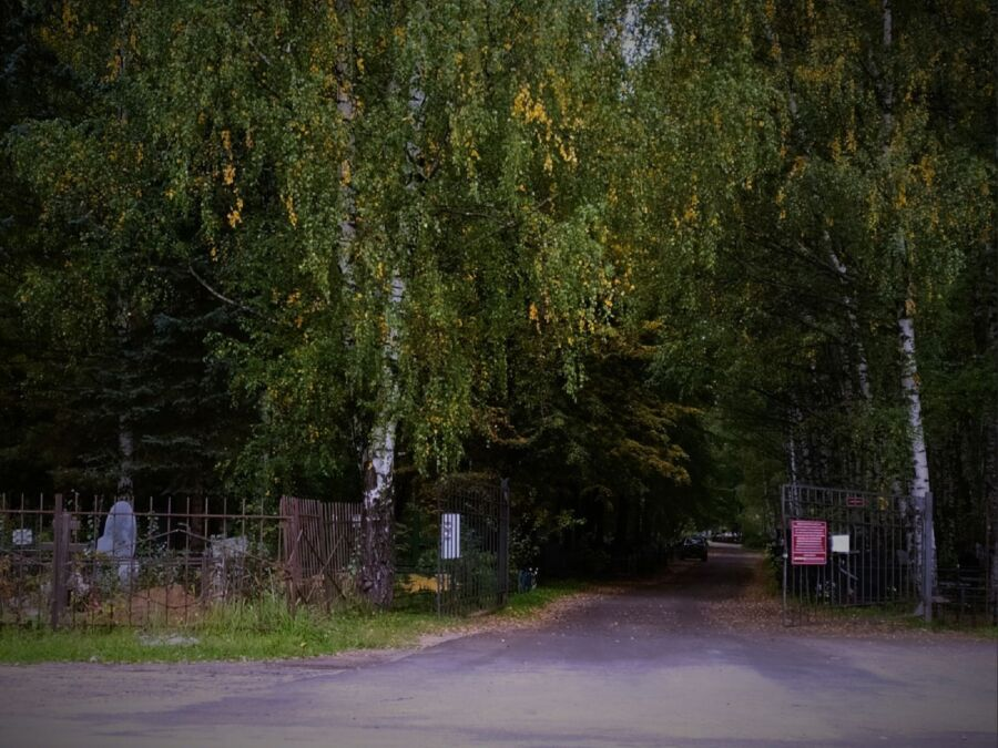 «Чертовщина какая-то»: на костромском кладбище кто-то постоянно уродует могилы