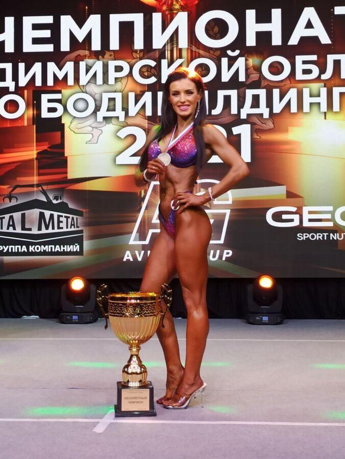 Костромичка стала абсолютной чемпионкой турнира по фитнес-бикини